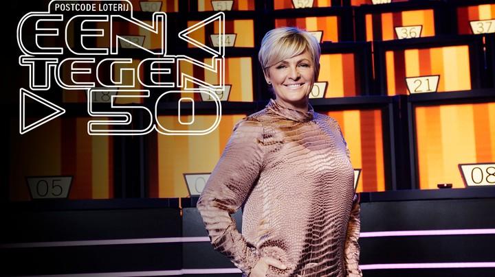 RTL XL - Postcode Loterij Eén Tegen 50 • Afl. 1