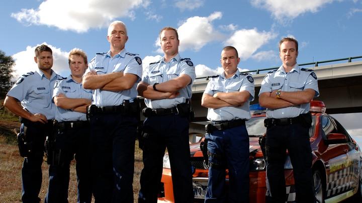 Politie Op Je Hielen Down Under