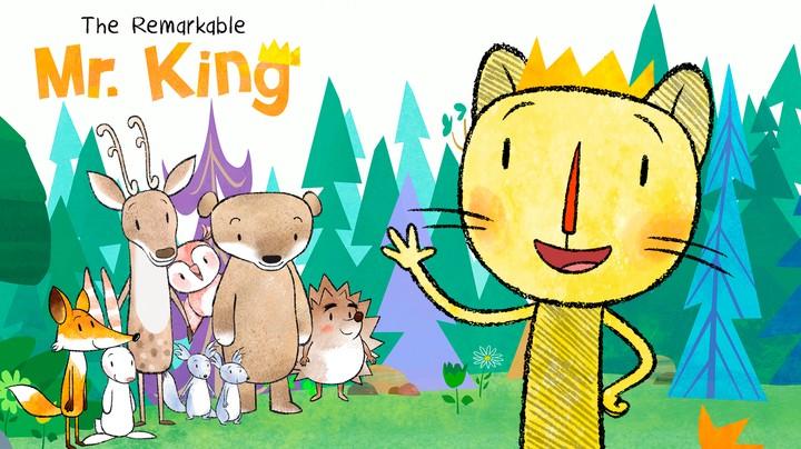 De Opmerkelijke Meneer King