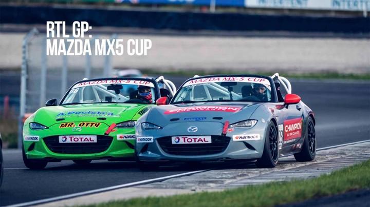 RTL GP: Mazda MX5 Cup