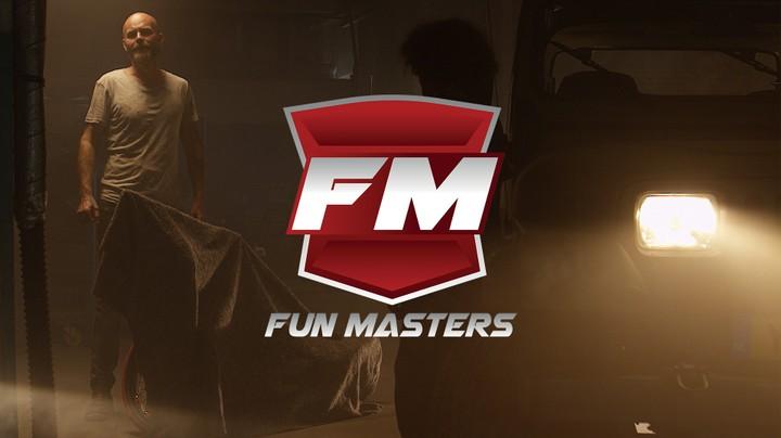Funmasters: De Pit Stop Shop