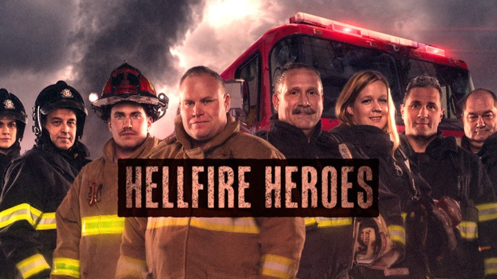 Helden Van De Brandweer