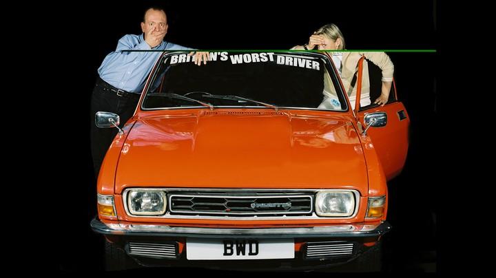 De Slechtste Chauffeur UK