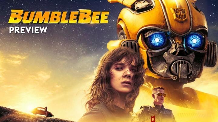 RTL Sneak Preview: Bumblebee