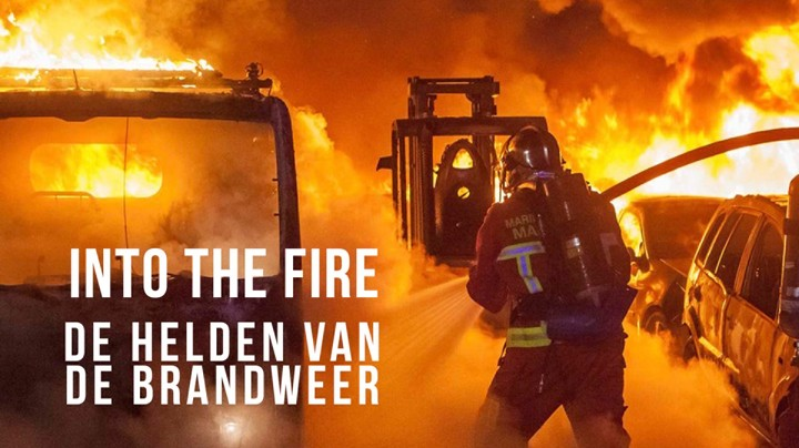 De Helden Van De Brandweer