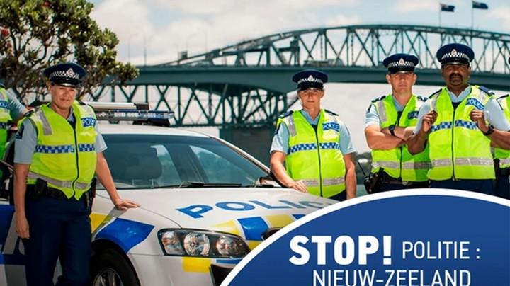 Stop! Politie Nieuw-Zeeland