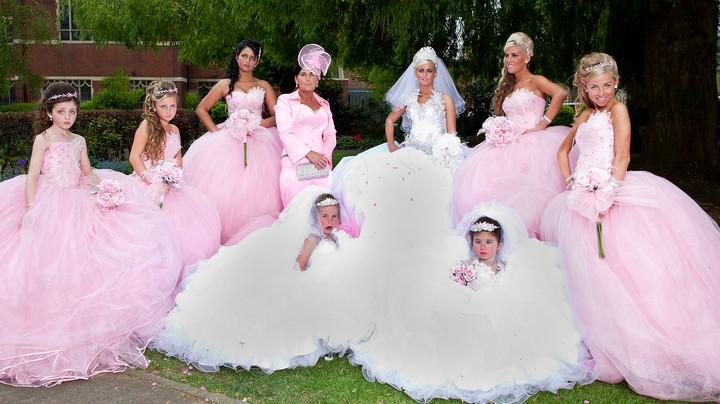 My Bigger Fatter Gypsy Wedding