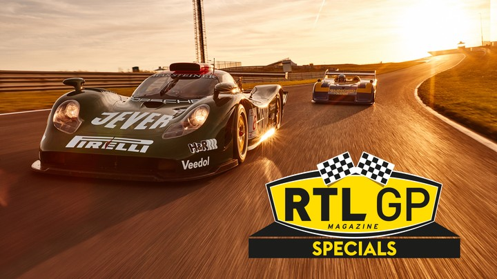 RTL GP Magazine Specials