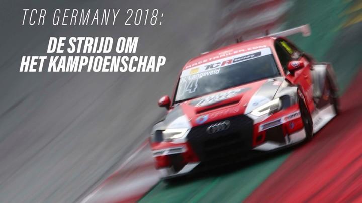 TCR Germany 2018: De Strijd Om Het Kampioenschap