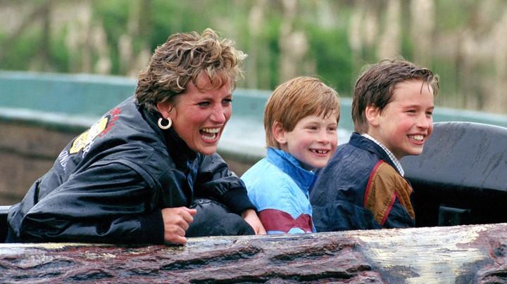 Diana: Onze Moeder