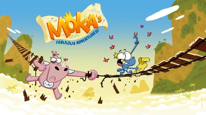 Moka's Fantastische Avonturen!