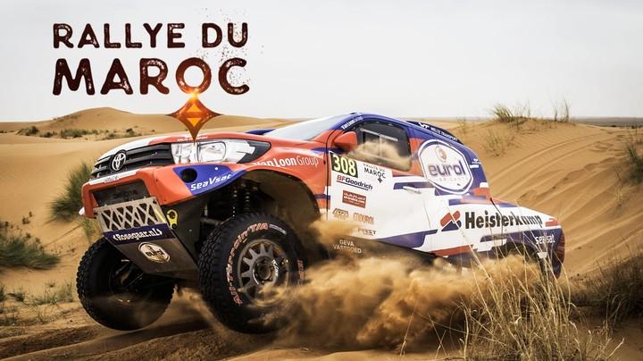 RTL GP: Rallye Du Maroc