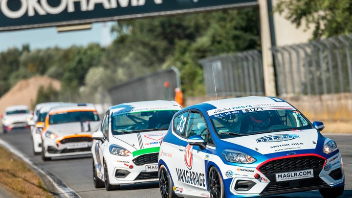 RTL GP: Ford Fiesta Sprint Cup