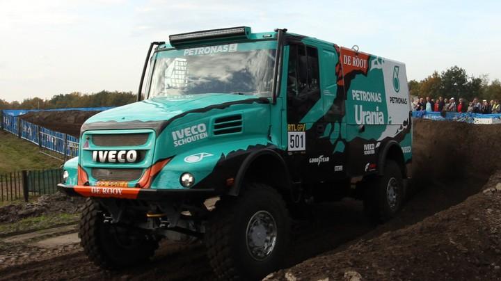 RTL GP: Dakar Pre-proloog