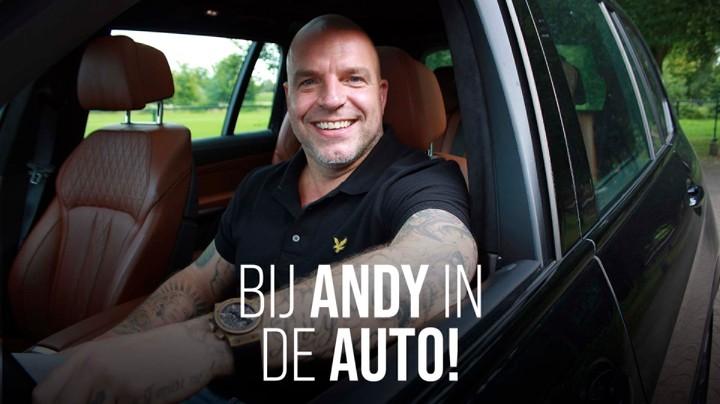 Bij Andy In De Auto!