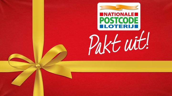 Postcode Loterij Pakt Uit!