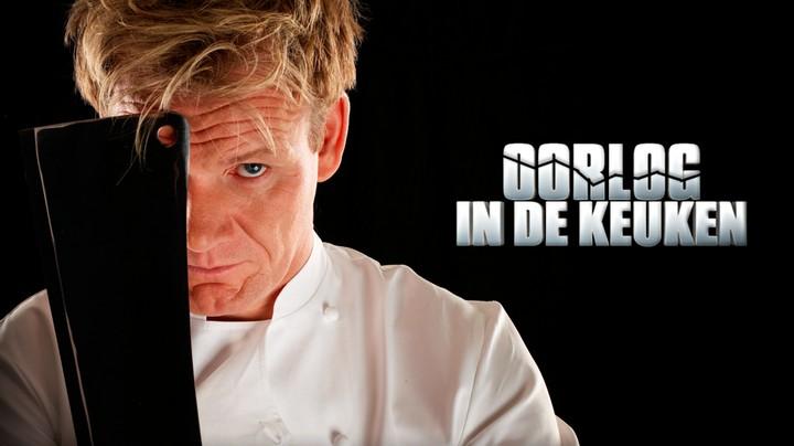 Gordon Ramsay: Oorlog In De Keuken!