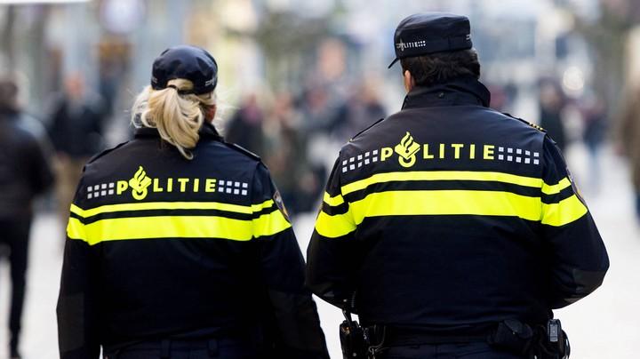 Helden Van Hier: De Politie