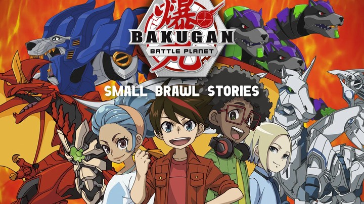 Bakugan: Small Brawl Stories