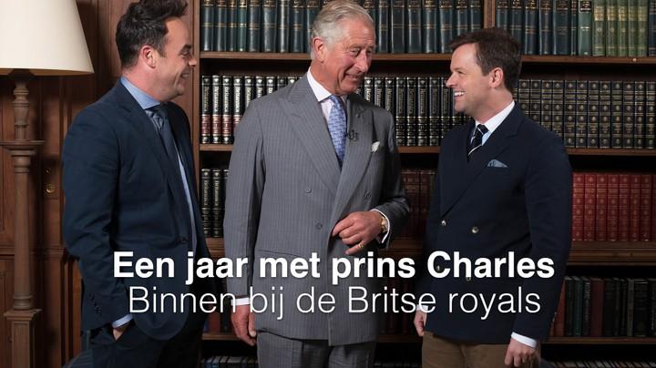 Een Jaar Met Prins Charles - Binnen Bij De Britse Royals