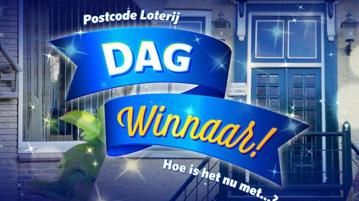 Postcode Loterij Dag Winnaar!