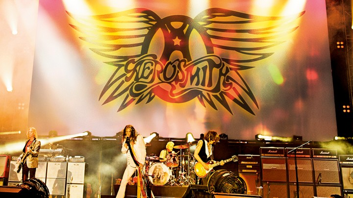 Aerosmith: Rocks Donington