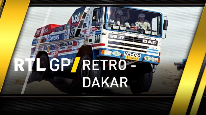 RTL GP Retro: Dakar