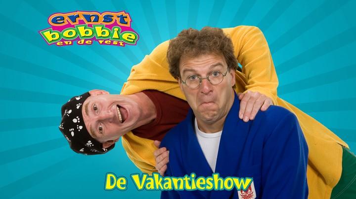 Ernst & Bobbie: De Vakantieshow