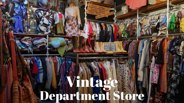 Vintage Department Store