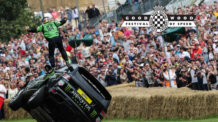 RTL GP: Goodwood Festival Of Speed