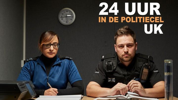 24 Uur In De Politiecel UK