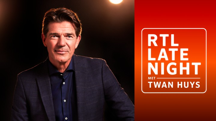 RTL Late Night Met Twan Huys