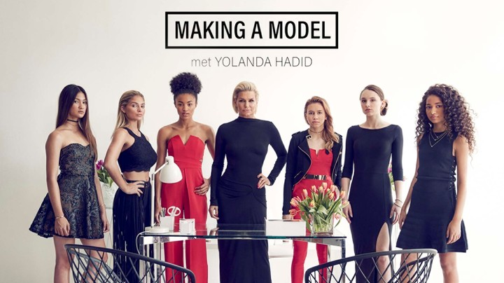 Making A Model With Yolanda Hadid