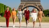 Models In Paris: Het Echte Leven